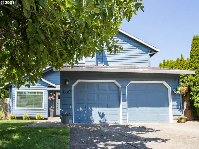 13887 SW Crist Ct, Tigard, OR 97223 (MLS #21594544) :: The Liu Group