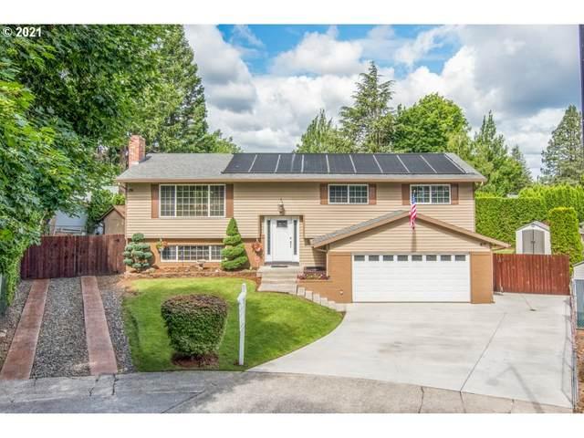 3875 SE Pelton Cir, Troutdale, OR 97060 (MLS #21596121) :: Keller Williams Portland Central