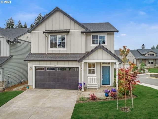 11333 SE Courteous Ct, Happy Valley, OR 97086 (MLS #21596861) :: Keller Williams Portland Central
