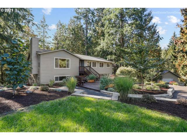 15611 SE Barlow Ct, Damascus, OR 97089 (MLS #21602549) :: The Pacific Group
