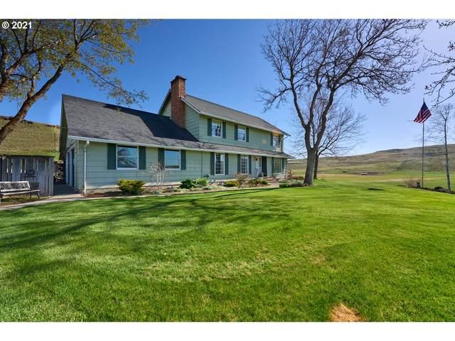 67664 Elk Mountain Rd, Enterprise, OR 97828 (MLS #21602963) :: Fox Real Estate Group
