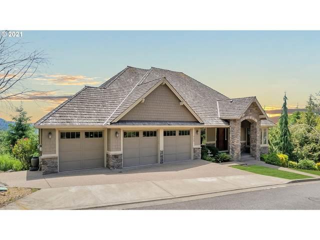4135 NW Devoto Ln, Portland, OR 97229 (MLS #21604363) :: McKillion Real Estate Group
