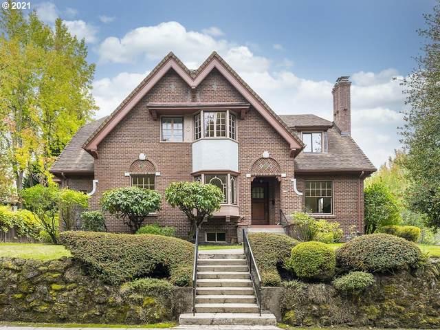 2306 NE Siskiyou St, Portland, OR 97212 (MLS #21605576) :: Real Estate by Wesley