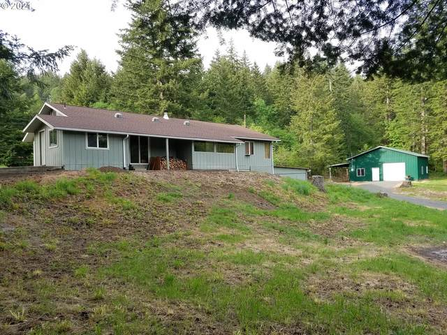 112 Manning Rd, Stevenson, WA 98648 (MLS #21606566) :: Next Home Realty Connection