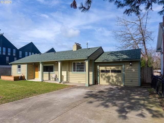 111 N Morgan St, Portland, OR 97217 (MLS #21608689) :: Townsend Jarvis Group Real Estate