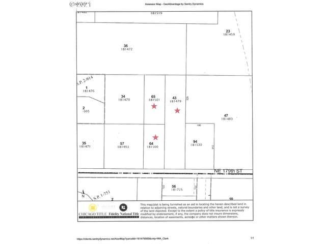 3106 NE 179TH St, Ridgefield, WA 98642 (MLS #21608950) :: Lux Properties