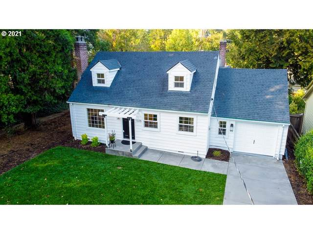 1335 Laurel St, Lake Oswego, OR 97034 (MLS #21609459) :: Windermere Crest Realty