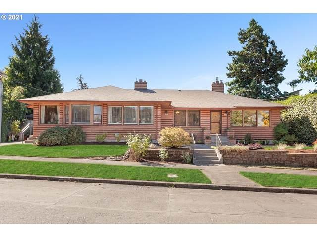 3936 SE Franklin St, Portland, OR 97202 (MLS #21615281) :: Cano Real Estate