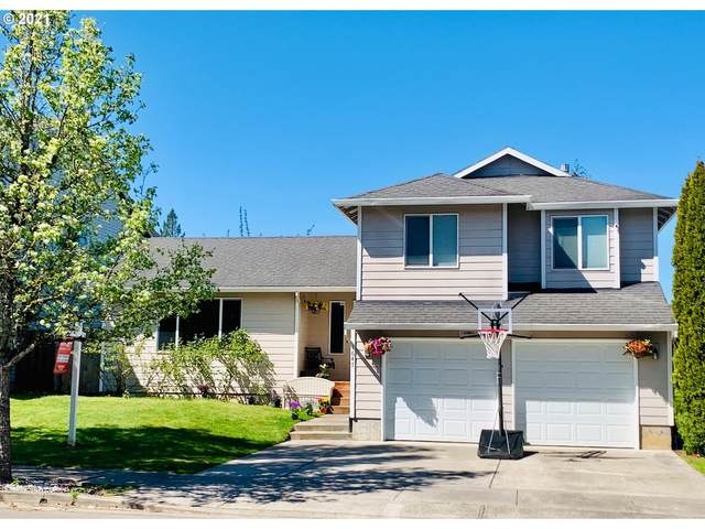 1647 SE Mimosa Dr, Gresham, OR 97080 (MLS #21616535) :: Premiere Property Group LLC
