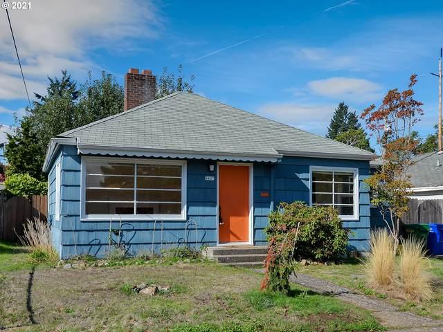 4427 NE 71ST Ave, Portland, OR 97218 (MLS #21616790) :: McKillion Real Estate Group