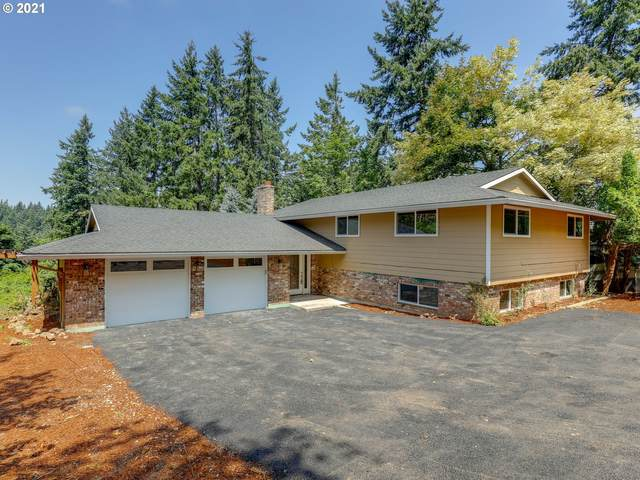 13635 SE 215TH Ct, Damascus, OR 97089 (MLS #21617141) :: The Liu Group