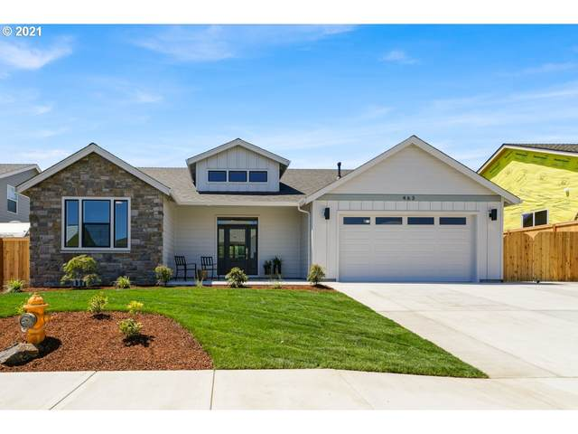 463 NW Crater Lake Dr, Dallas, OR 97338 (MLS #21618864) :: Reuben Bray Homes