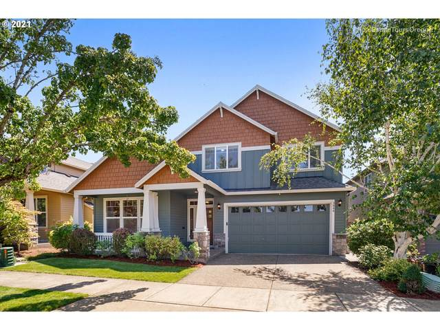 3844 NW Tustin Ranch Dr, Portland, OR 97229 (MLS #21622869) :: Next Home Realty Connection