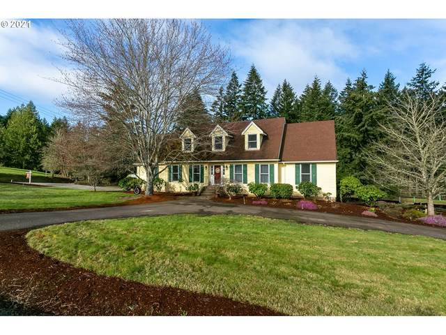 8485 SW Miller Hill Rd, Beaverton, OR 97007 (MLS #21623287) :: The Haas Real Estate Team