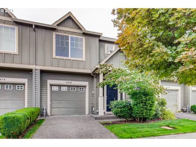 2458 NW 168TH Pl, Beaverton, OR 97006 (MLS #21628671) :: Holdhusen Real Estate Group