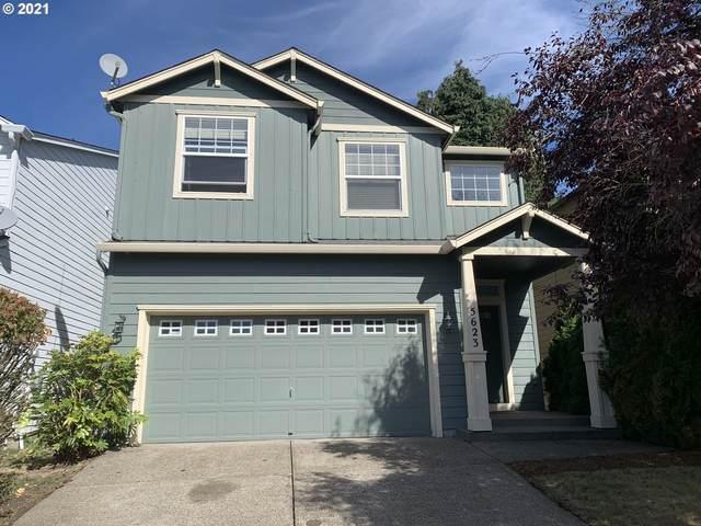 5623 K St, Washougal, WA 98671 (MLS #21633622) :: Cano Real Estate