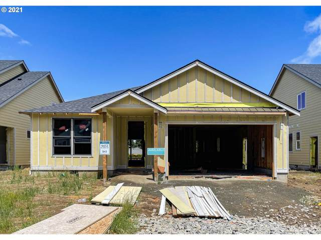 4612 NE 118TH St, Vancouver, WA 98686 (MLS #21634053) :: Song Real Estate