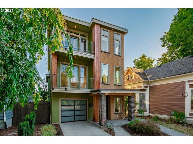 1710 SE Salmon St, Portland, OR 97214 (MLS #21636939) :: Next Home Realty Connection