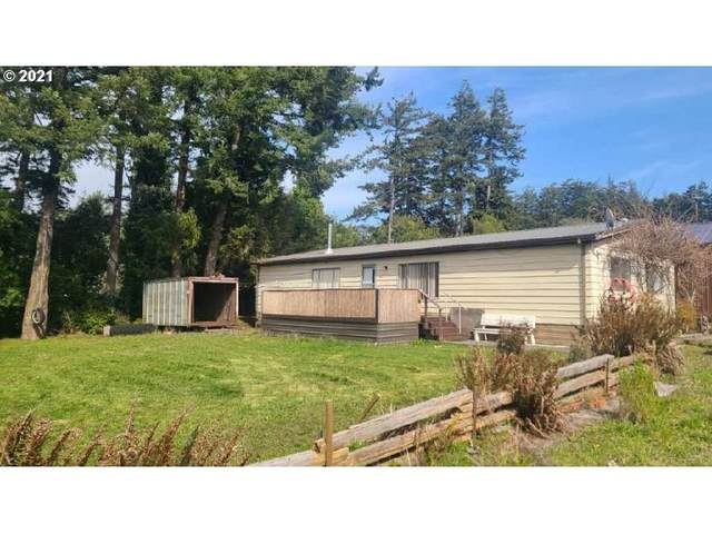 91511 Spaw Ln, Coos Bay, OR 97420 (MLS #21640889) :: Song Real Estate