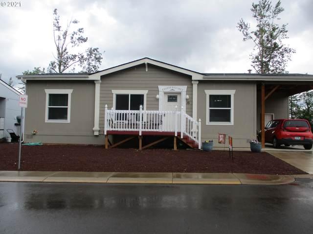 1655 S Elm St #15, Canby, OR 97013 (MLS #21642132) :: Beach Loop Realty