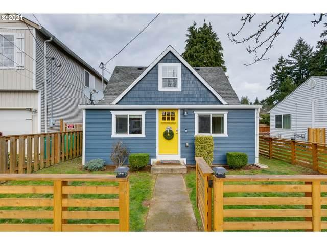 12235 SE Ellis St, Portland, OR 97236 (MLS #21643457) :: Beach Loop Realty