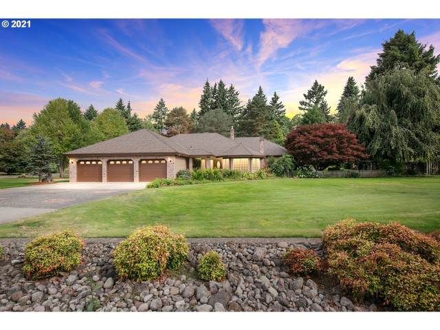 8506 NE 272ND St, Battle Ground, WA 98604 (MLS #21645852) :: Real Estate by Wesley