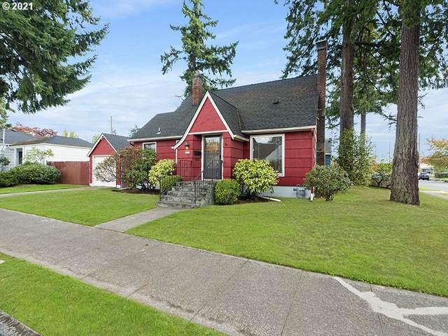 6308 NE Broadway, Portland, OR 97213 (MLS #21649364) :: Real Estate by Wesley