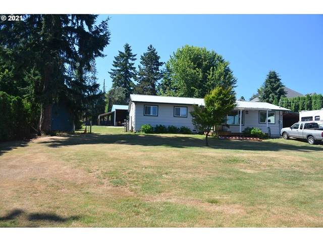 35910 SE Gunderson Rd, Sandy, OR 97055 (MLS #21649774) :: Next Home Realty Connection
