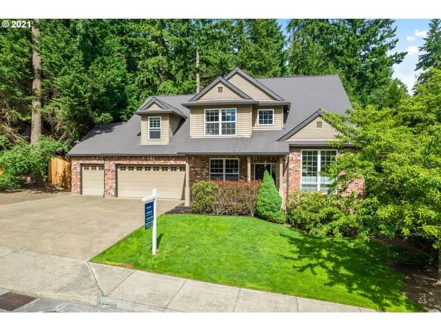 12180 SW Sheldrake Way, Beaverton, OR 97007 (MLS #21652120) :: Townsend Jarvis Group Real Estate