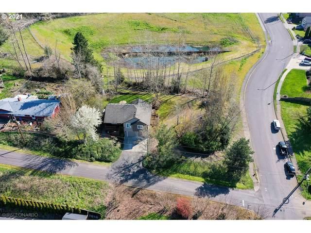 0 NE Franklin St Lot 2, Camas, WA 98607 (MLS #21652639) :: Fox Real Estate Group