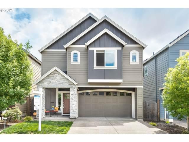2600 SW Mckenna Pl, Beaverton, OR 97003 (MLS #21652746) :: The Haas Real Estate Team
