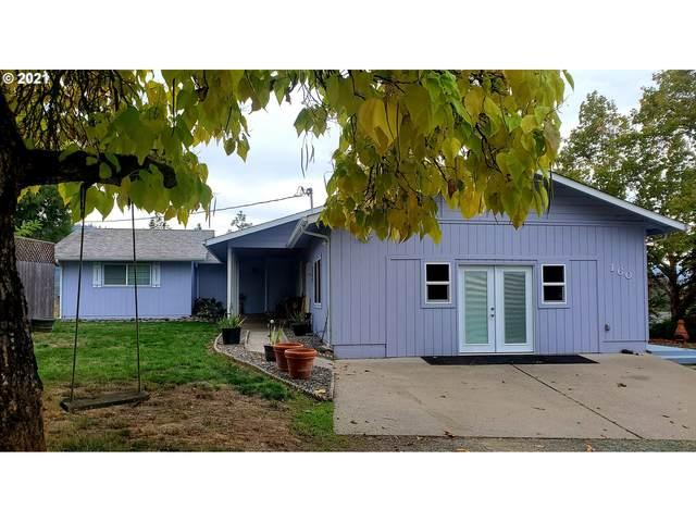 160 Oak St, Riddle, OR 97469 (MLS #21654757) :: Holdhusen Real Estate Group