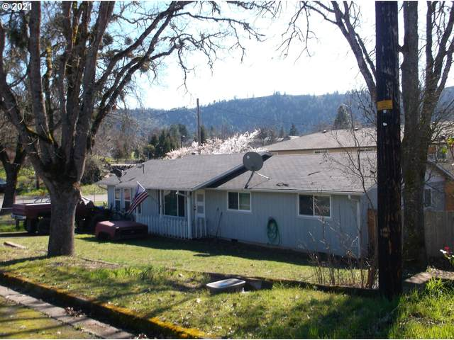 271 SE Hungerford Ln, Winston, OR 97496 (MLS #21656735) :: Coho Realty