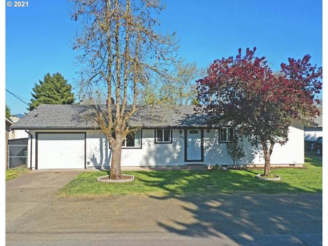 235 S 38TH St, Springfield, OR 97478 (MLS #21658615) :: RE/MAX Integrity
