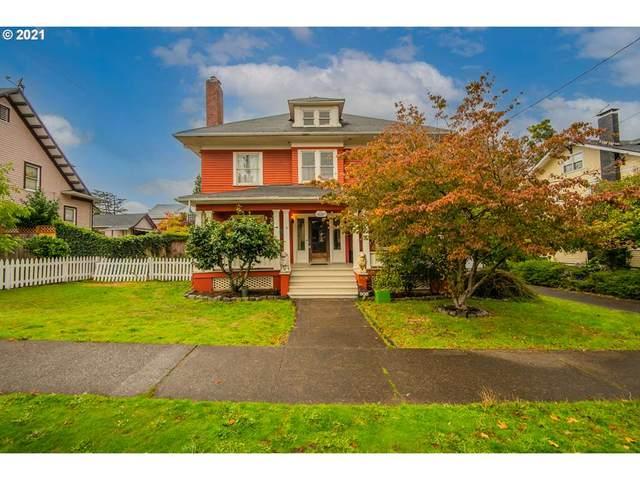 909 Washington St, Oregon City, OR 97045 (MLS #21660353) :: Premiere Property Group LLC