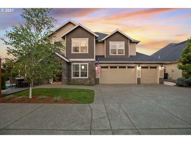 2459 NW 16TH Ave, Camas, WA 98607 (MLS #21661549) :: Lux Properties