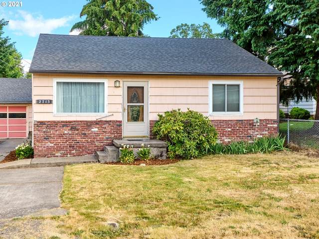 2713 SE Maple St, Milwaukie, OR 97267 (MLS #21664356) :: Stellar Realty Northwest