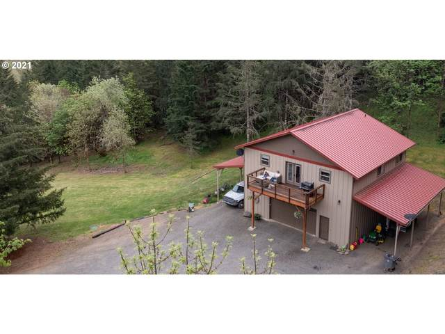21500 SW Eagle Point Rd, Mcminnville, OR 97128 (MLS #21665430) :: Beach Loop Realty