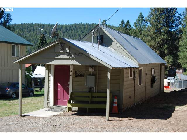 248 SE Austin St, Sumpter, OR 97877 (MLS #21669359) :: Townsend Jarvis Group Real Estate