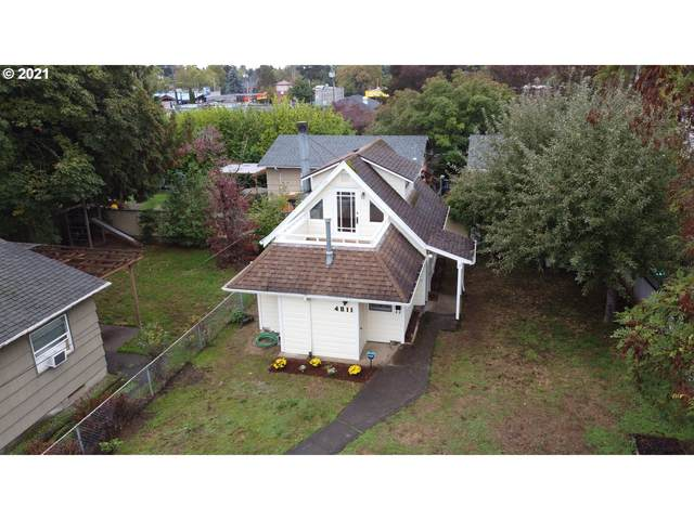 4811 SE 84TH Ave, Portland, OR 97266 (MLS #21671101) :: Real Tour Property Group