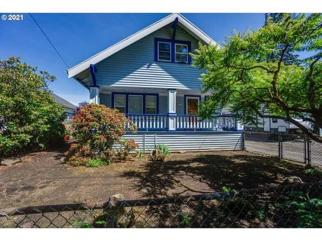 7235 SE Harold St, Portland, OR 97206 (MLS #21672014) :: Holdhusen Real Estate Group