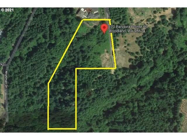 170 Pandora Point Rd, Woodland, WA 98674 (MLS #21673554) :: Windermere Crest Realty