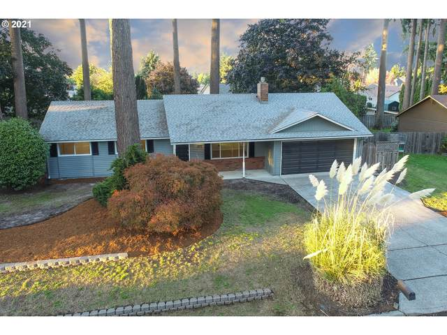 300 NW 108TH St, Vancouver, WA 98685 (MLS #21677953) :: The Pacific Group
