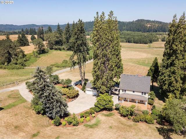 27730 Erickson Rd, Eugene, OR 97402 (MLS #21678075) :: RE/MAX Integrity