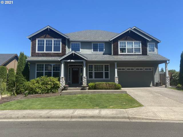 446 E 13TH Pl, Lafayette, OR 97127 (MLS #21682057) :: Fox Real Estate Group