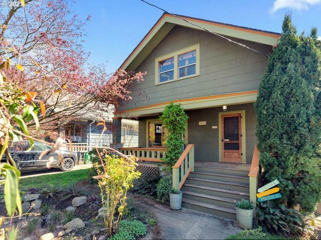4742 SE Harrison St, Portland, OR 97215 (MLS #21682246) :: The Pacific Group