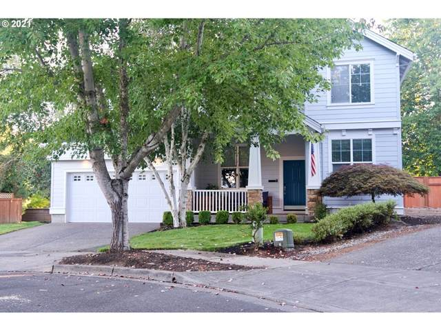 16757 SW Rogue River Ter, Beaverton, OR 97006 (MLS #21682869) :: Cano Real Estate