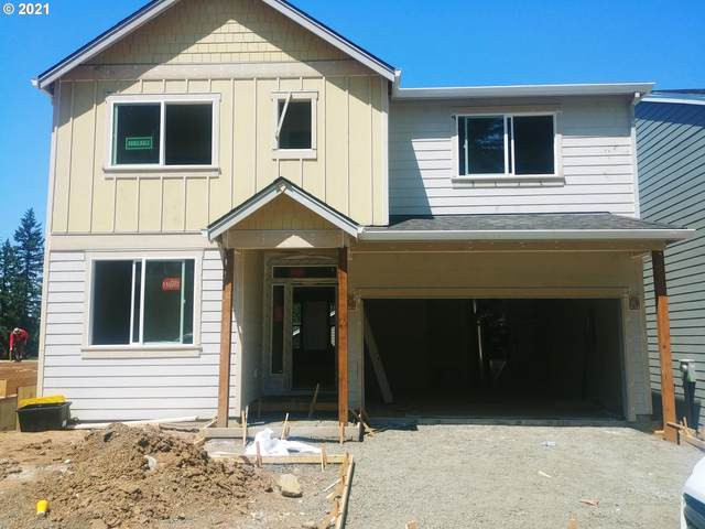 17595 SW Sunview Ln, Beaverton, OR 97007 (MLS #21688070) :: Song Real Estate