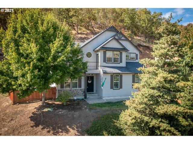 1384 NE Rocky Dr, Roseburg, OR 97470 (MLS #21688182) :: Townsend Jarvis Group Real Estate
