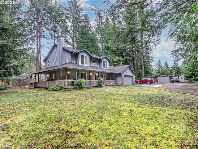 24555 E Woodsey Way, Welches, OR 97067 (MLS #21691216) :: Premiere Property Group LLC